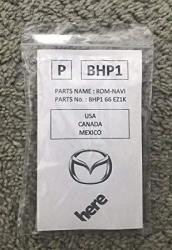 Mazda Ucmm BHP1 66 EZ1K Navigation System 3 6 CX-3 CX-5 CX-9 Usa canada