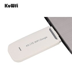 SunRise Kuwfi Mobile Hotspot 4G USB Wifi Dongle Modem MINI 4G Wifi Sim  Router Support 4G 3G +wi-fi Wireless Access Provide For C | R1500 00 |  Other