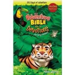 Nirv Adventure Bible Book Of Devotions For Early Readers Speciality