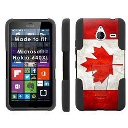 brand new 15630 dbb59 Mobiflare Armor Kick Flip Grip Case For Microsoft Nokia Lumia 640 XL - Flag  Of Canada | R710.00 | Cellphone Accessories | PriceCheck SA