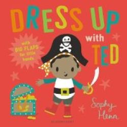 Dress Up With Ted Hardcover