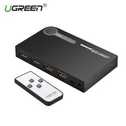 Ugreen High Definition 3 Way HDMI Splitter | R | Cables & Switches |  PriceCheck SA