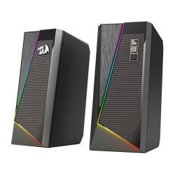 Redragon GS520 Anvil 2X3W Rgb PC Speakers - Black