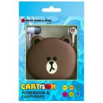 SWISS MOBILE - Cartoon Bear Power Bank + Headset