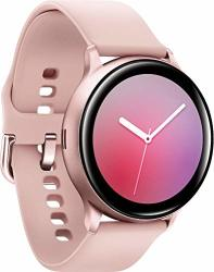 Samsung Galaxy Watch Active 2 Smartwatch 44mm in Pink Gold