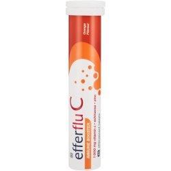 Efferflu C Immune Booster 20 Effervescent Tablets