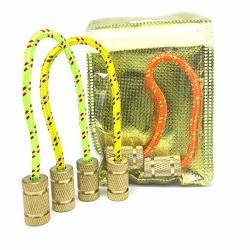 Gilh Ecubee Begleri Metal Beads Fidget Spinner Finger Reduce Stress Gadget