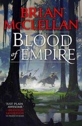 Blood Of Empire - Brian Mcclellan Hardcover