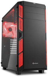 Sharkoon AI7000 Glass Window Atx Tower PC Gaming