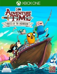 XBOX One Adventure Time Enchiridion - Available ?