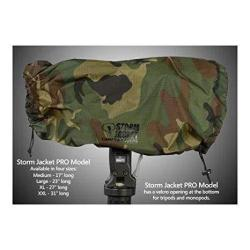 Vortex Media Pro Storm Jacket Cover For An Slr Camera Medium Color: Camo