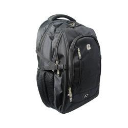 Volkano Surplus Series Backpack in Black