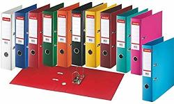 Esselte Lever Arch File A4CAPACITY 320350SHEETS A4 Black