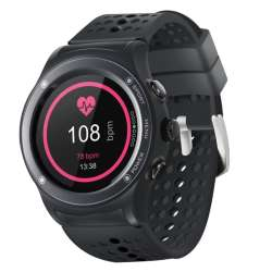 Volkano Active Tech Alpha Series- Multi Function Smart Watch With Gps And Heart Rate Monitor