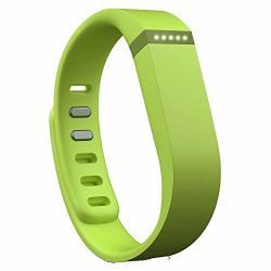 Fitbit Flex Wireless Activity + Sleep Tracker Lime Renewed