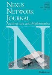 Nexus Network Journal, v. 8, 1