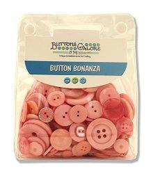 Buttons Galore Inc Buttons Galore Button Bonanza Pink