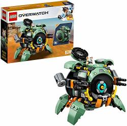 Lego Overwatch Wrecking Ball 75976 Building Kit Overwatch Toy For Girls And Boys Aged 9+ New 2019 227 Pieces