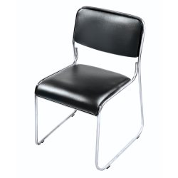 No Brand - Visitor Chair Black