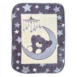 LITTLE ONE Baby Mink Blanket