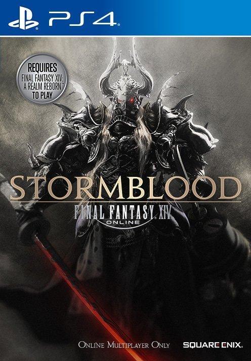 Final Fantasy XIV PlayStation 4