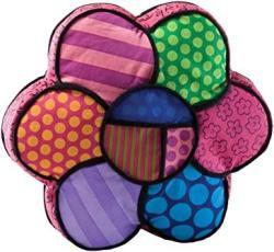 USA Britto By Internationally Acclaimed Artist Romero Britto For Enesco MINI Flower Plush
