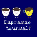 Espresso Yourself Navy