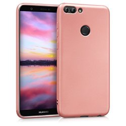 info for 82955 21a78 KW-Commerce Kwmobile Tpu Silicone Case For Huawei Enjoy 7S P Smart - Soft  Flexible Shock Absorbent Protective Phone Cover - Me | R525.00 | Cellphone  ...