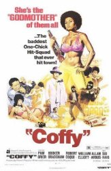 """POSTER STOP ONLINE Coffy - Movie Poster Size: 27"""" X 40"""""""