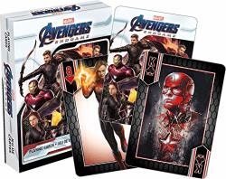 Aquarius Marvel Avengers End Game Movie Playing Cards