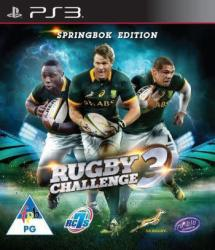 Springbok Edition Rugby Challenge 3 Game For PS3
