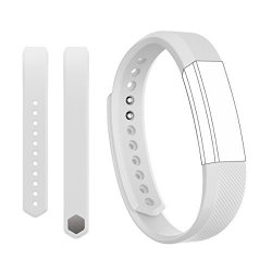 Fitbit Alta Band Classic Small 4-FQ Silicon Bracelet Strap Replacement Band For Smart F