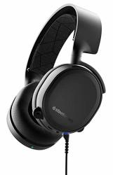 SteelSeries Arctis 3 Bluetooth - Wired And Wireless Gaming Headset - For Nintendo Switch PC Playstation 4 Xbox One VR Android An