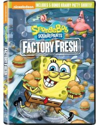 Spongebob Squarepants: Factory Fresh DVD