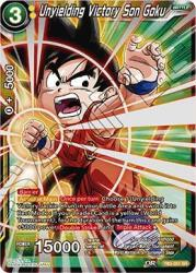 Dragon Ball Super TCG Singles Unyielding Victory Son Goku - TB2-051 - Sr