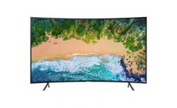 "Samsung 49"" Uhd Curved Tv"