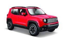 1: 24 2017 Jeep Renegade Colors May Vary