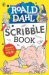 Roald Dahl Scribble Book Paperback