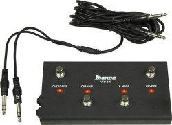 Ibanez IFS4X Tbx Tone Blaster Quad Footswitch Black