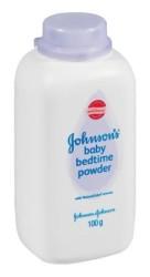 Johnson's Lavender And Chamomile Baby Powder 100g