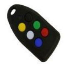 Sherlo TX6 Remote CODE-HOPPING:403MHZ