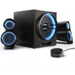 Microlab T10 Subwoofer Speaker With Bluetooth 2.1 Channel