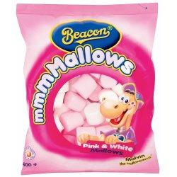 Marshmallows Pink & White Packet 400 G