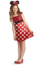 DISGUISE Minnie Mouse Tween Costume - Medium