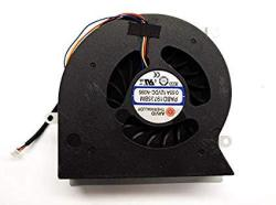 QUETTERLEE New Cpu Fan For Msi MS-16L1 MS-16L2 MS-16L3 GT62 GT62VR 6RD 6RE 7RE Terrans Force S5 S6 Cooling Fan Cooler PABD19735B