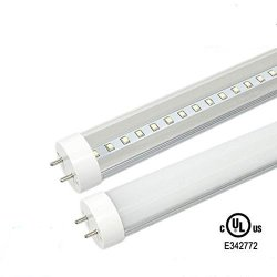Led T8 Milky Cover Light Lamp