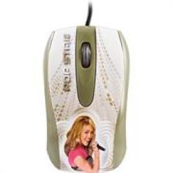 Disney Hannah Montana Optical USB Mouse
