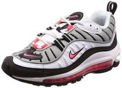 Nike Womens Air Max 98 Running Shoes 7