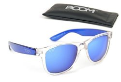 BOOM Spectrum Polarized Sunglasses - Rain