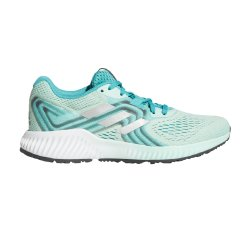 Adidas Size 5 Aerobounce 2 Womens Running Shoes in Blue